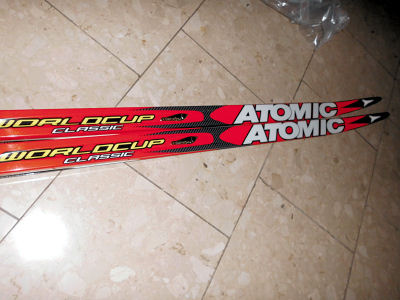 Atomic World Cup classic featherlight